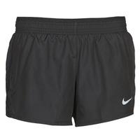 Oblečenie Ženy Šortky a bermudy Nike W NK 10K SHORT Čierna