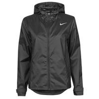 Oblečenie Ženy Vetrovky a bundy Windstopper Nike W NK ESSENTIAL JACKET Čierna