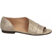 Topánky Ženy Sandále Salvador Ribes METAL PARKER stone