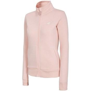 Oblečenie Ženy Mikiny 4F BLD003 Ružová