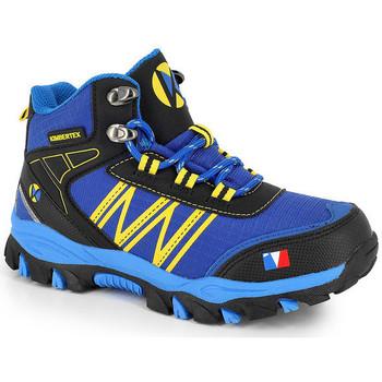 Topánky Deti Turistická obuv Kimberfeel VINSON Bleu