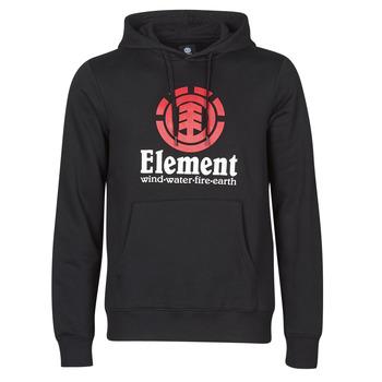 Oblečenie Muži Mikiny Element VERTICAL HOOD Čierna