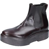 Topánky Ženy Čižmičky Moma BM507 Hnedá