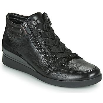 Topánky Ženy Členkové tenisky Ara LAZIO-ST-HS Čierna