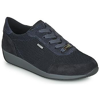 Topánky Ženy Nízke tenisky Ara LISSABON-FUSI4-GOR Čierna