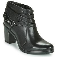 Topánky Ženy Nízke čižmy Dream in Green NEGUS Čierna