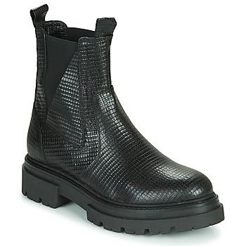 Topánky Ženy Polokozačky Fericelli NATO Čierna