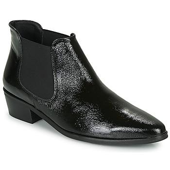 Topánky Ženy Polokozačky Fericelli NANARUM Čierna