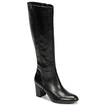 Topánky Ženy Čižmy do mesta Fericelli NAVAROIS Čierna