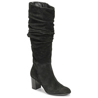 Topánky Ženy Čižmy do mesta Fericelli NEIGNET Čierna