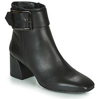 Topánky Ženy Čižmičky Fericelli NUCHE Čierna
