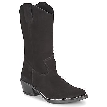 Topánky Ženy Čižmy do mesta Casual Attitude NESCARGO Čierna