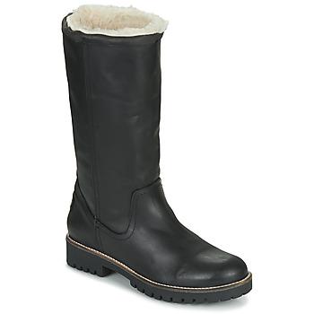 Topánky Ženy Čižmy do mesta Casual Attitude NESCAGO Čierna