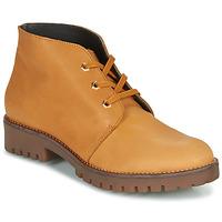 Topánky Ženy Polokozačky Casual Attitude NIBELLULE Ťavia hnedá