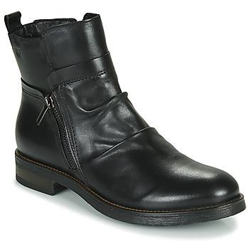 Topánky Ženy Polokozačky Casual Attitude NERMITE Čierna