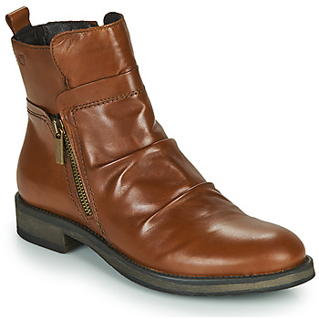 Topánky Ženy Polokozačky Casual Attitude NERMITE Ťavia hnedá