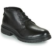 Topánky Muži Polokozačky Casual Attitude NENDAME Čierna