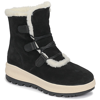 Topánky Ženy Polokozačky Casual Attitude NAREIGNE Čierna
