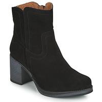 Topánky Ženy Čižmičky Casual Attitude NIGALE Čierna