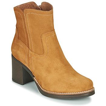Topánky Ženy Čižmičky Casual Attitude NIGALE Ťavia hnedá