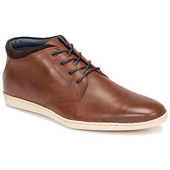 Topánky Muži Polokozačky Casual Attitude CALER Ťavia hnedá / Hnedá