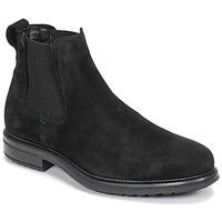 Topánky Muži Polokozačky Casual Attitude NONILLE Čierna