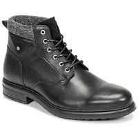 Topánky Muži Polokozačky Casual Attitude NAPILLON Čierna