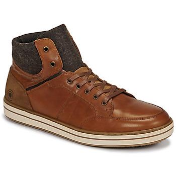 Topánky Muži Členkové tenisky Casual Attitude NOURDON Ťavia hnedá