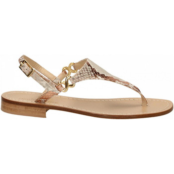 Topánky Ženy Sandále Paolo Ferrara CUOIO NATURALE cuoio