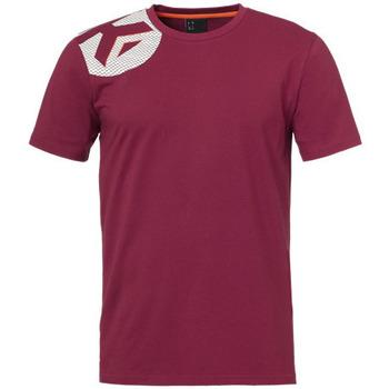 Oblečenie Chlapci Tričká s krátkym rukávom Kempa T-shirt  Core 2.0 rouge