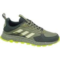 Topánky Muži Bežecká a trailová obuv adidas Originals Response Trail Olivová