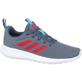 Topánky Muži Bežecká a trailová obuv adidas Originals Lite Racer Cln K Biela,Sivá