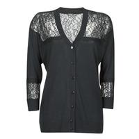 Oblečenie Ženy Cardigany Guess IRENE CARDI SWTR Čierna