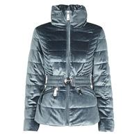 Oblečenie Ženy Vyteplené bundy Guess THEODORA Šedá / Modrá