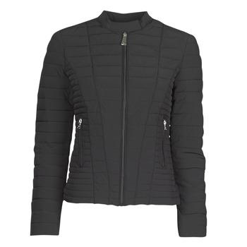 Oblečenie Ženy Vyteplené bundy Guess VONA Čierna