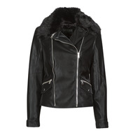 Oblečenie Ženy Kožené bundy a syntetické bundy Guess CANTARA Čierna