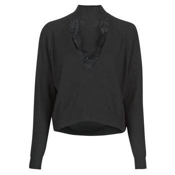 Oblečenie Ženy Svetre Guess FATIMA TURTLE Čierna