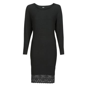 Oblečenie Ženy Krátke šaty Guess CELINE Čierna