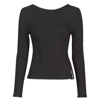 Oblečenie Ženy Blúzky Guess AYADA Čierna