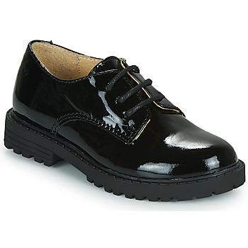 Topánky Dievčatá Derbie Citrouille et Compagnie NALIME Čierna