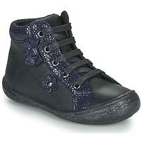 Topánky Dievčatá Členkové tenisky Citrouille et Compagnie NASTO Námornícka modrá