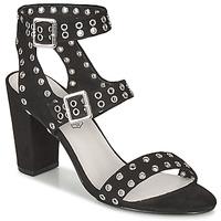 Topánky Ženy Sandále Les Petites Bombes GLAILEUL Čierna