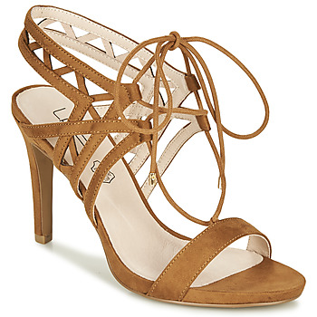 Topánky Ženy Sandále Les Petites Bombes MACHA Ťavia hnedá