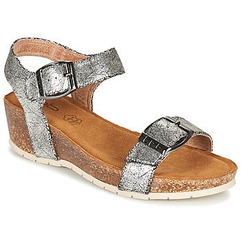 Topánky Ženy Sandále Les Petites Bombes NARCISS Strieborná