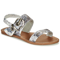 Topánky Ženy Sandále Les Petites Bombes PERVENCHE Šedá