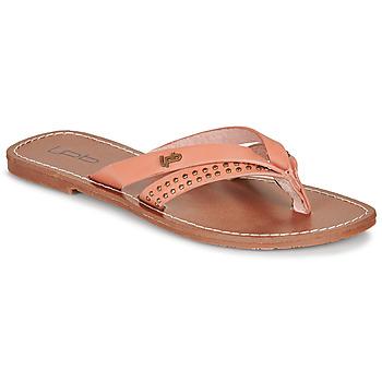 Topánky Ženy Sandále Les Petites Bombes PETRA Ružová