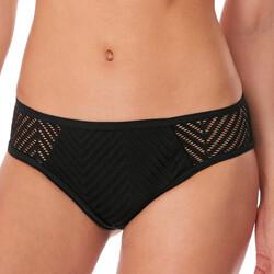 Oblečenie Ženy Plavky kombinovateľné Freya AS6965 NIT Čierna