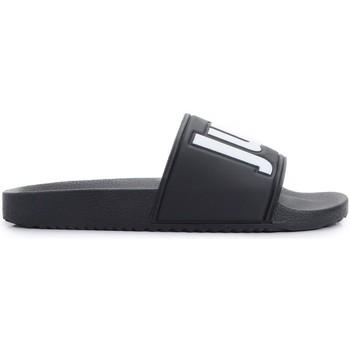 Topánky Ženy športové šľapky Roberto Cavalli  Čierna