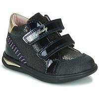 Topánky Dievčatá Členkové tenisky Pablosky 87529 Námornícka modrá