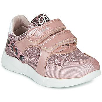 Topánky Dievčatá Nízke tenisky Pablosky 285279 Ružová